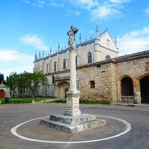 Exterior Cartuja de Miraflores