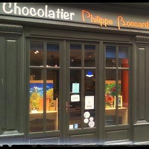 Philippe Boccardi , Artisan Chocolatier, Carcassonne