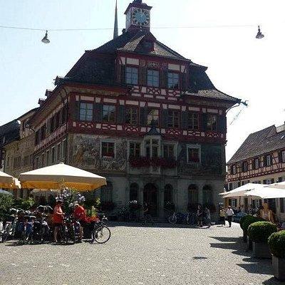 Rathaus Stein am Rhein