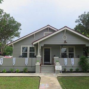Farmhouse Vineyard – Johnson City, Texas
