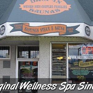 Hastings Steam & Sauna: Vancouver's Finnish-Inspired Steam Sauna established in 1926