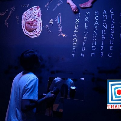 Your Next Generation Live Action Real Escape Room in Singapore!