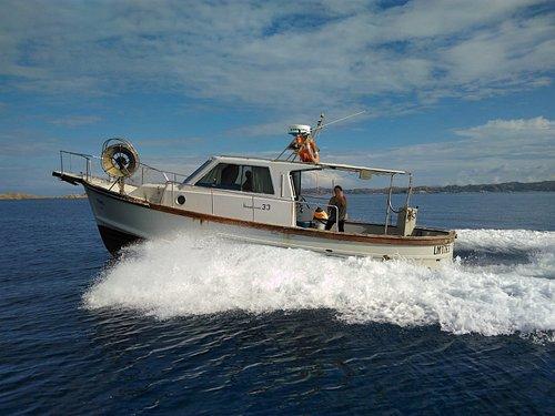 Pescaturismo - M/P Trinita