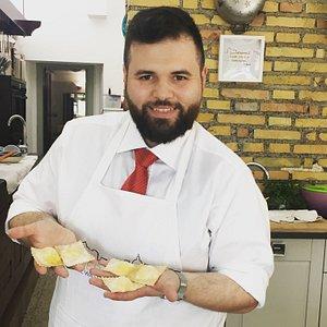 Matteo Ferroni. Maestro di cucina
