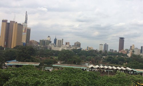 Join an epic and informative city tour with Nairobi by foot