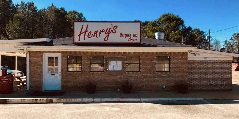 Henry's Burgers & Cream