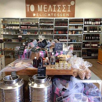 The Melissi delicatessen