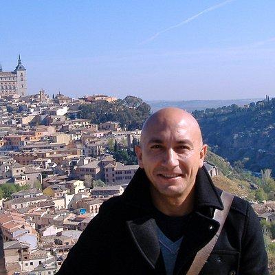 Toledo desde la panorámica