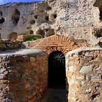 old kiln