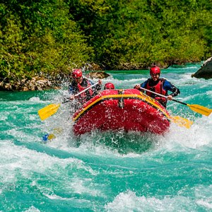 Camp is located at the very bank of the Drina River. It was founded in 1998 and was the first rafting camp and thus it occupied the best and most beautiful position in the valley Bastasi. It is situated in entirely natural environment being so an ideal place for vacation.River Tara with its small but numerous tributaries, it comprised a river flow 149 km long and cut the deepest and the most beautiful canyon in the Europe and the second beautiful in the world.