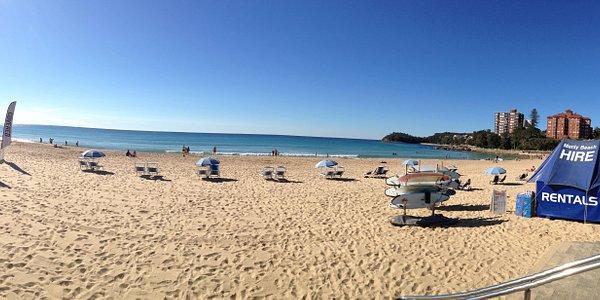 North Steyne Beach