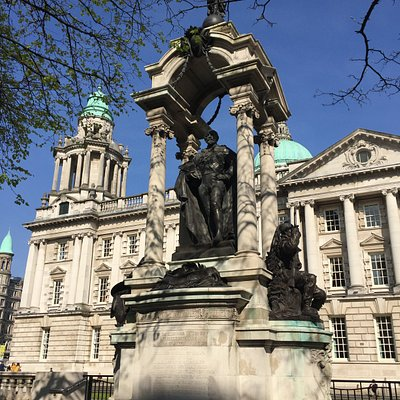 Frederick Temple Monument Belfast