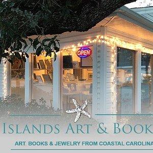 Islands Art and Book Store Ocean Isle Beach NC