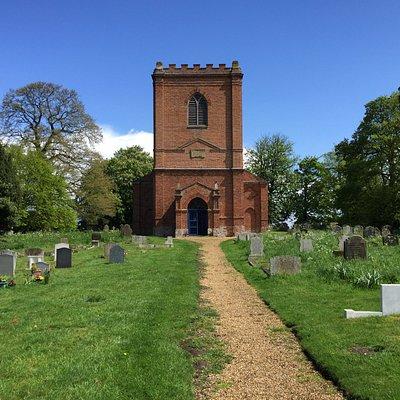 St Swithin's Church Baumber