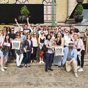 Gothenburg International School vs. 100 Point Challenge