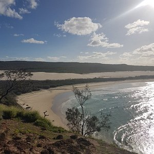 Fraser island at it's best!! Thanks Fraser Magic 4wd Hire.
