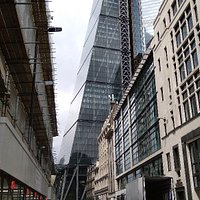 Cheesegrater building