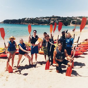 Meet other adventurous travelers and spend a fantastic day in the Costa Brava.