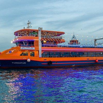 Turnatour Bosphorus Dinner Cruise