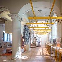 Utställningen på Judiska museet i Stockholm. Foto: Jean Baptiste Béranger