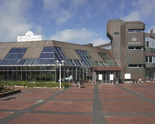 Außenansicht Syltness Center © Insel Sylt Tourismus-Service GmbH