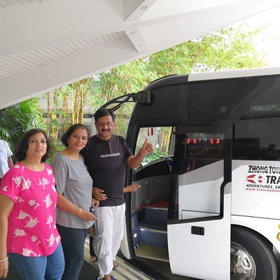 Bus Tour..