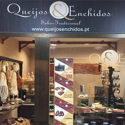 Queijos&Enchidos - Sabor Tradicional
