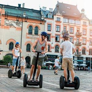 Segway Tour Gdansk - Segway Point