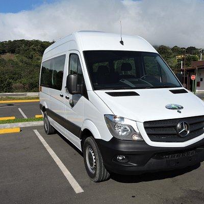 One of our van fleet