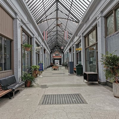 Newark Arcade