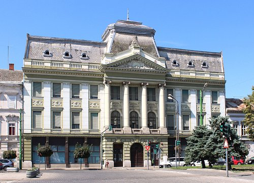 National Bank from Arad