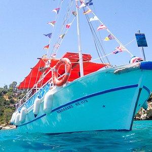 Traditional boat Nikolakis