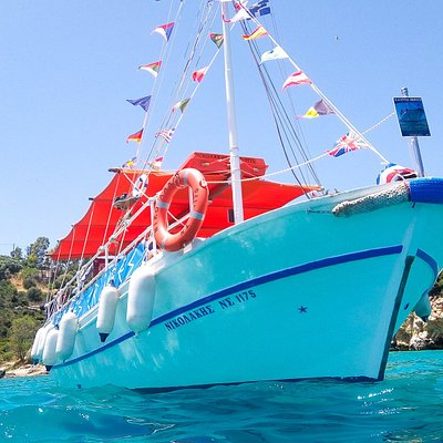 Traditional boat Nikolakis