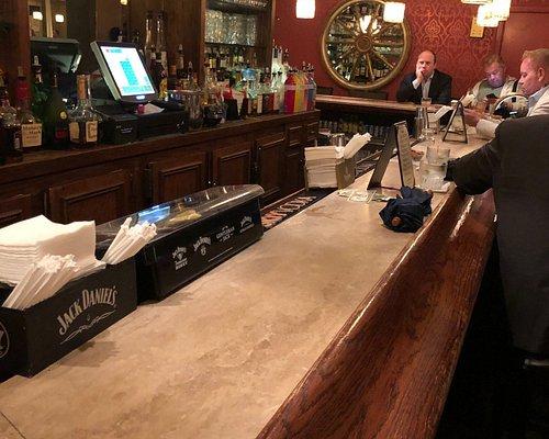Entrance and main bar area