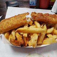 The CODfather Proper Fish and Chips