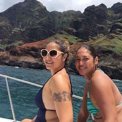 Aboard the Pila Kai