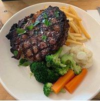 8 Hour Slow Roasted Scotch Fillet Steak