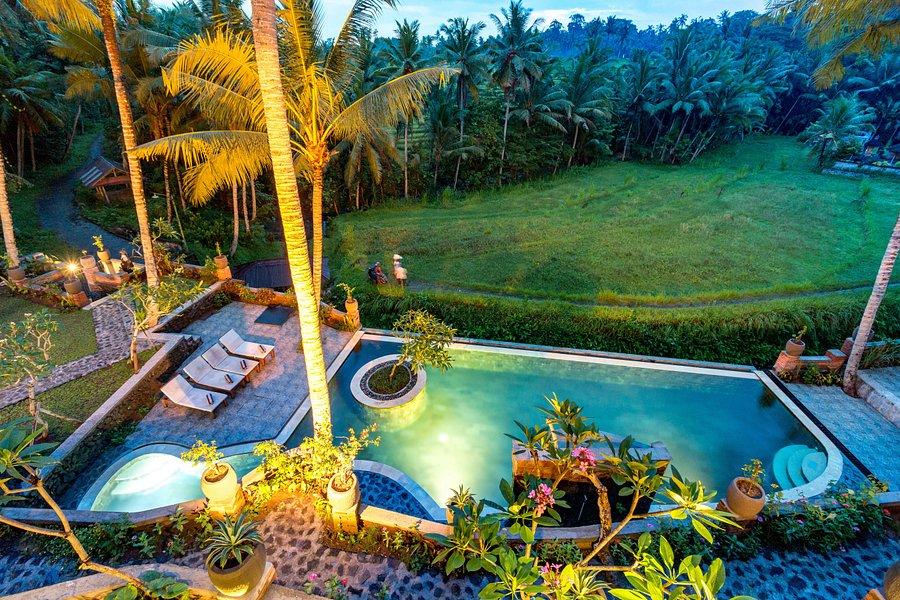 Umasari Rice Terrace Villa Prices Lodge Reviews Bali Tabanan Tripadvisor