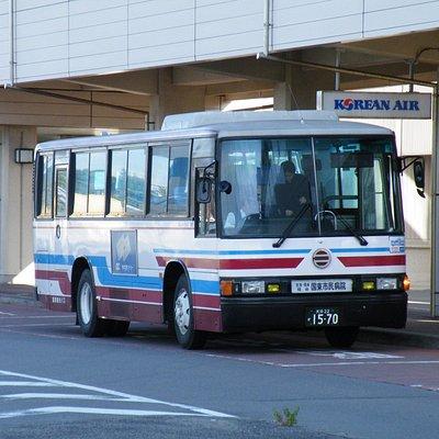 ちょっとグレードの高い路線バス(大型車)