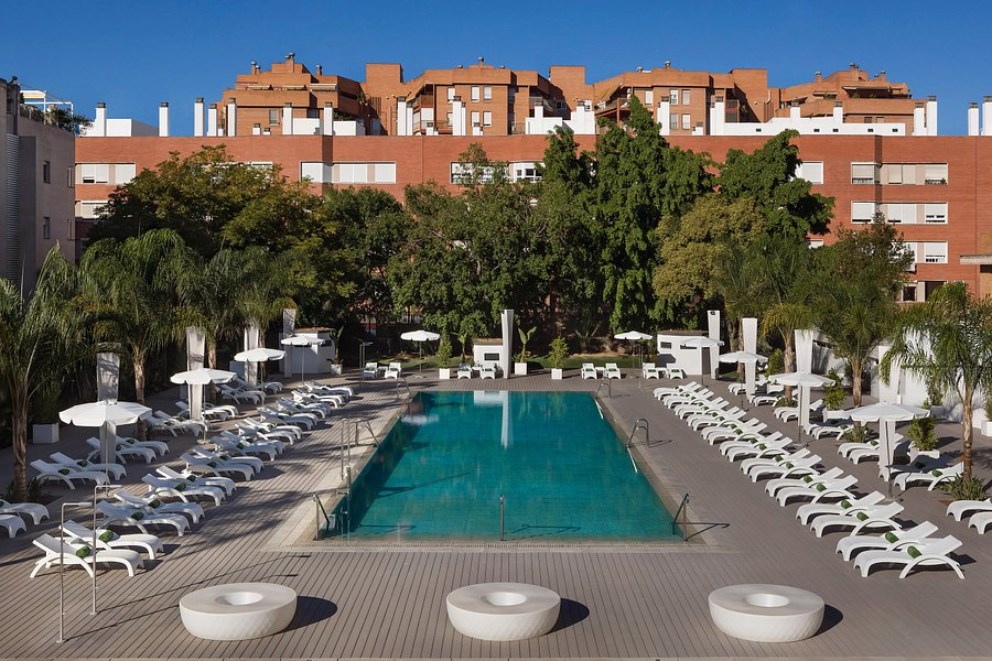 Melia Lebreros Ahora 66 Antes 1 2 6 Opiniones Comparación De Precios Y Fotos Del Hotel Sevilla Tripadvisor