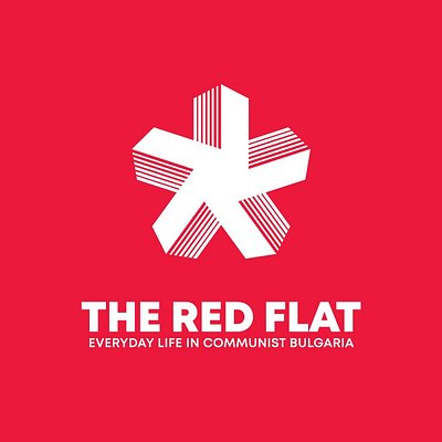 The Red Flat official logo