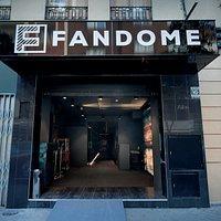 Espacio Fandome, esta es la entrada a todo un mundo de experiencias..