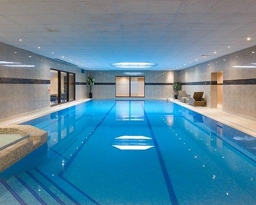 18m pool