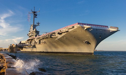 USS Lexington Museum is a National Historic Landmark and a must visit family attraction in Corpus Christi, Texas. This WWII era aircraft carrier is full of history, action and fun.