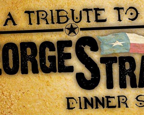 Tribute to George Strait logo