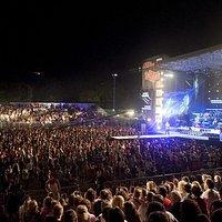 Festival Show alla Beach Arena di Lignano Sabbiadoro (UD)