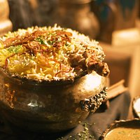 Chicken Biryani : All time favourite delicacy in House