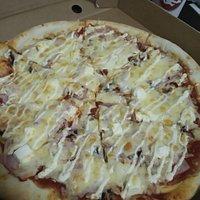 очень вкусная пицца Франчеза!