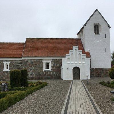 Church Exterior.