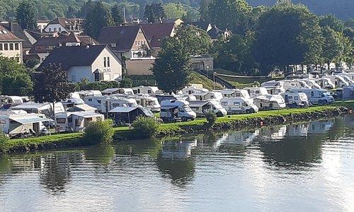"""Campingplatz """"An der Friedensbruecke"""""""